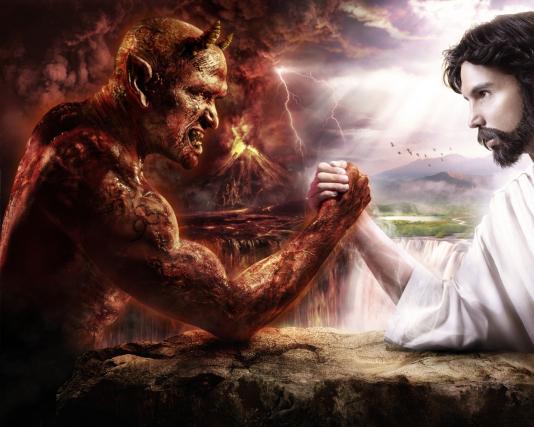 Anjo ou demônio? Qual deles você alimenta?